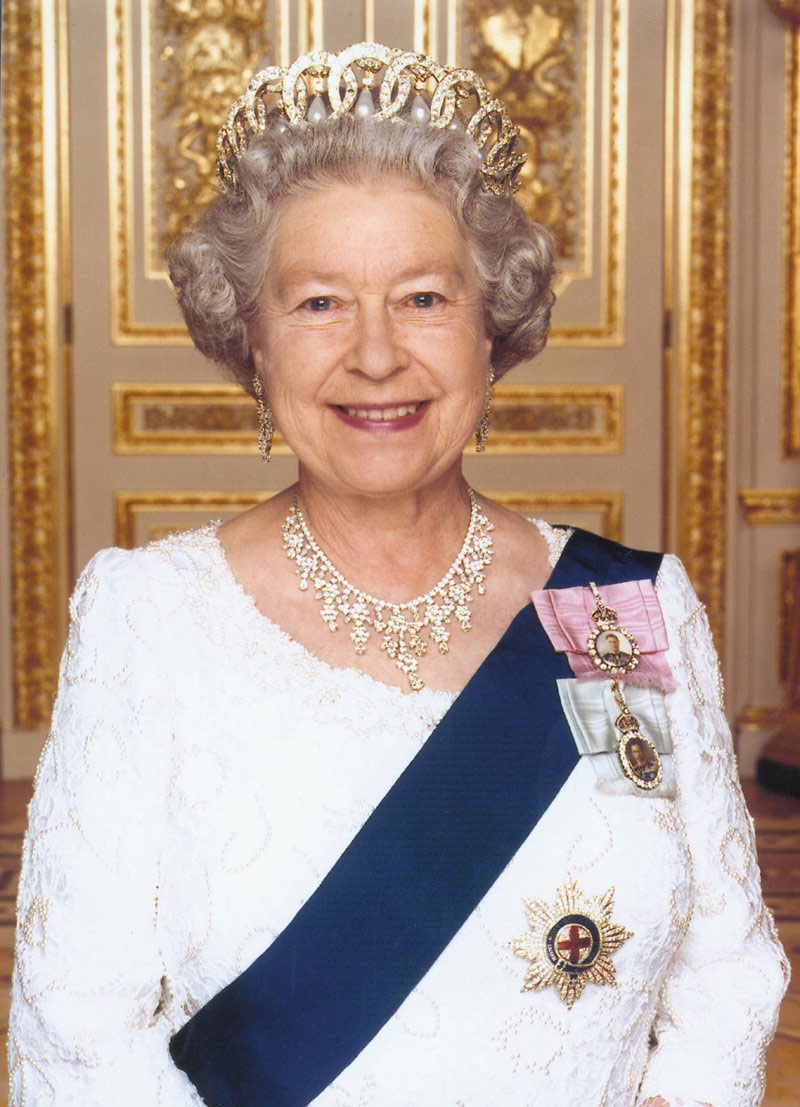 Naija Husband's Mother just like Queen Elizabeth II